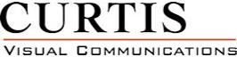 Curtis  Visual  Communications Logo