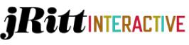 J Ritt  Interactive Logo